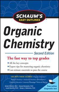 Schaum's Easy Outlines of Organic Chemistry
