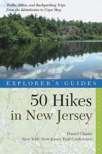 Explorer's Guides 50 Hikes in New Jersey