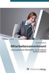 Mitarbeitercommitment