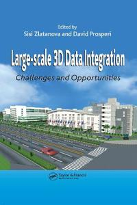 Large-scale 3D Data Integration