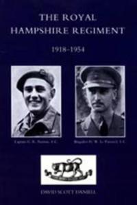 Royal Hampshire Regiment 1918-1954