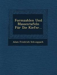 Formzahlen Und Massentafeln Für Die Kiefer...