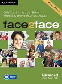 Face2face Advanced Class Audio CDs