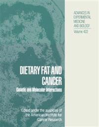 Dietary Fat and Cancer