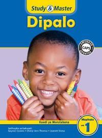Study and Master Mathematics Grade 1 CAPS Teacher's File Setswana Translation