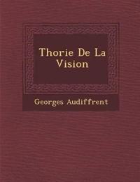 Th¿orie De La Vision