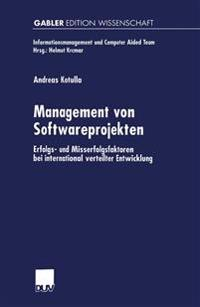 Management Von Softwareprojekten