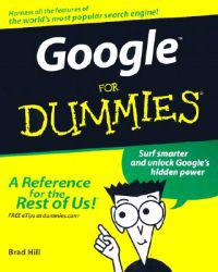 Google for Dummies