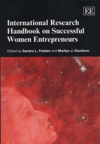 International Research Handbook on Successful Women Entrepreneurs