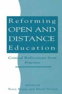 Reforming Open And Distance Education
