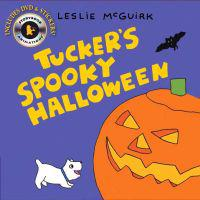 Tucker's Spooky Halloween [With Sticker(s) and DVD]