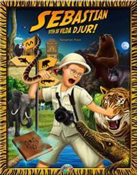 Sebastian Biten av vilda djur!