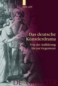 Das deutsche Kunstlerdrama