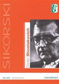 Dmitri Shostakovich Catalog of Works: 2nd Edition