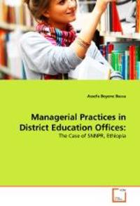 Managerial Practices in District Education Offices