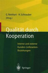 Qualit t Durch Kooperation