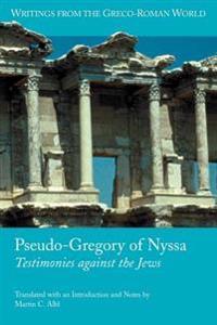 Pseudo-gregory Of Nyssa