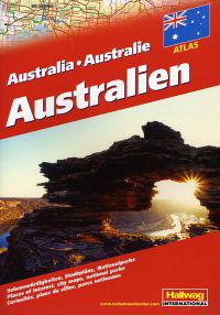 Australien Vejatlas