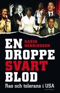 En droppe svart blod : ras och tolerans i USA
