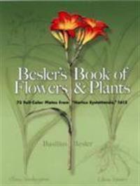 Besler's Book of Flowers & Plants
