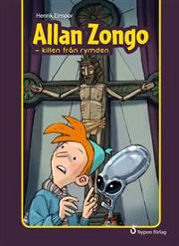 Allan Zongo : killen från rymden