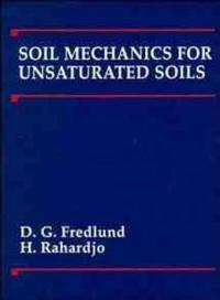 Soil Mechanics for Unsaturated Soils