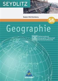 Seydlitz Geographie 5. GWG. 9./10. Schuljahr. Schülerband. Gymnasium. Baden Württemberg