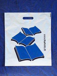 Ddb polyletpose P4, blå bøger