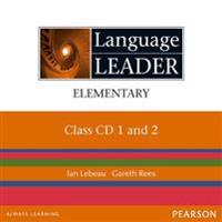 Language Leader Elementary Class CDs