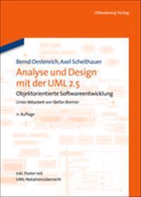 Analyse Und Design Mit Der UML 2.5: Objektorientierte Softwareentwicklung