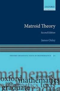 Matroid Theory